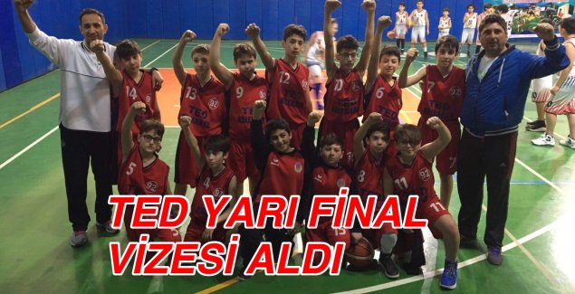 TED YARI FİNAL VİZESİ ALDI