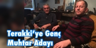Terakkiye Genç Muhtar Adayı